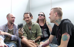 Music Talk with The Used